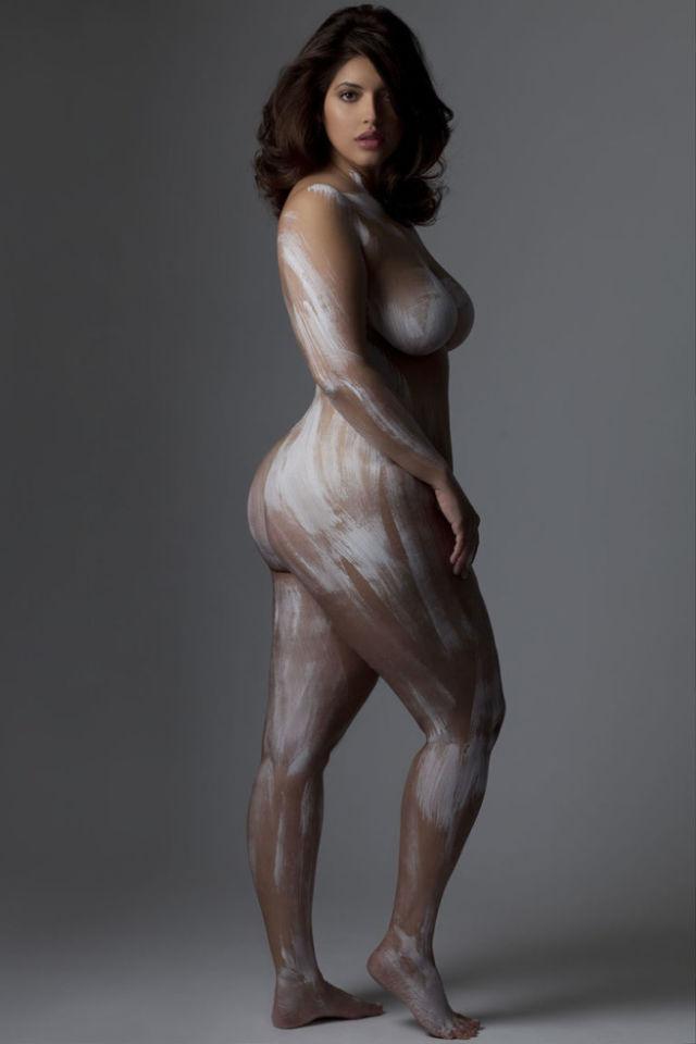 Nude sex curvy models, ebony white galleries