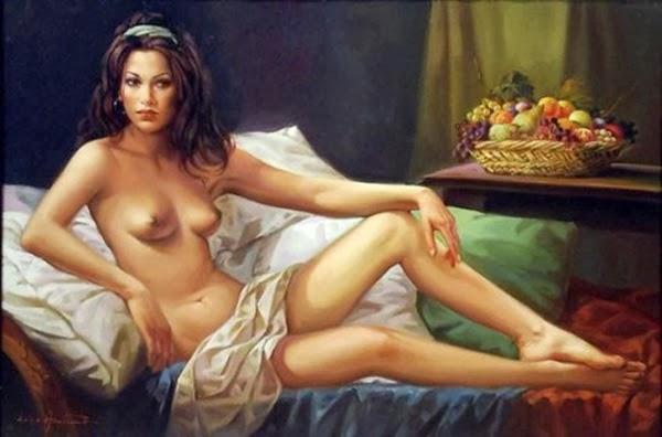 картины эротические фото
