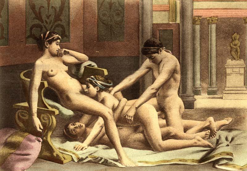 искусстве эротика фото в