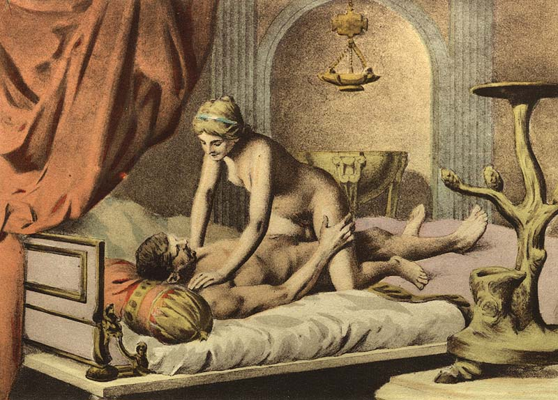 Anal sex in ancient times
