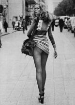 1970s Helmut Newton photography