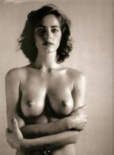 Henrietta, Beginning of the Big Nudes Series, Polaroid, Paris, 1980