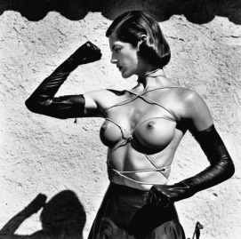 Tied Up Torso, Ramatuelle, 1980
