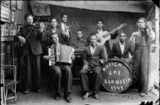 810 Muzic¿ Jaz Slobozia 1943 10 octombrie 1943 Foto Axinte