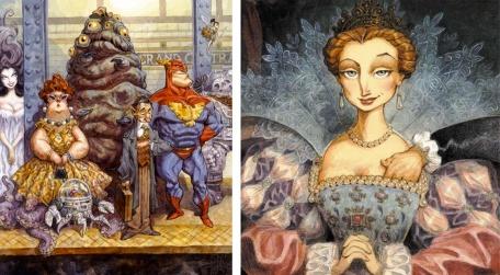 Royal scandal-Peter de Seve